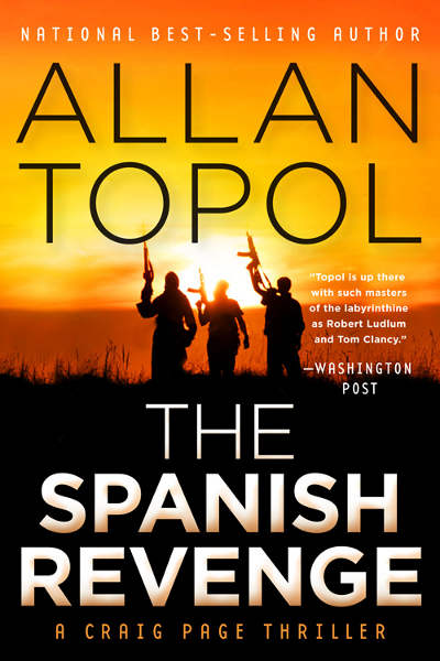 [The Spanish Revenge By Allan Topol / AllanTopol.Com]
